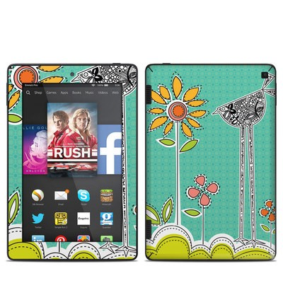 Amazon Kindle Fire HD 7in 2014 Skin - Little Chicken