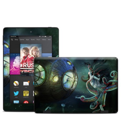 Amazon Kindle Fire HD 7in 2014 Skin - 20000 Leagues