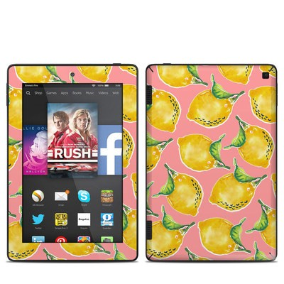 Amazon Kindle Fire HD 7in 2014 Skin - Lemon