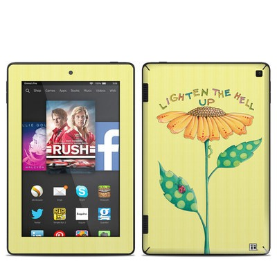 Amazon Kindle Fire HD 7in 2014 Skin - Lighten Up