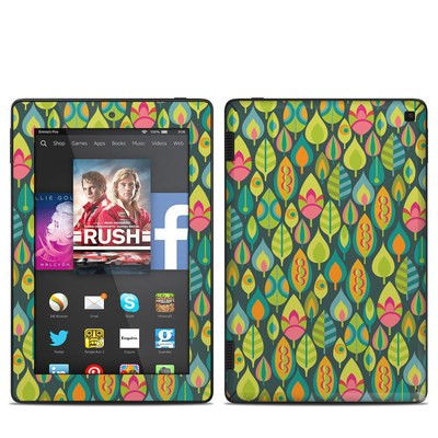 Amazon Kindle Fire HD 7in 2014 Skin - Little Leaves