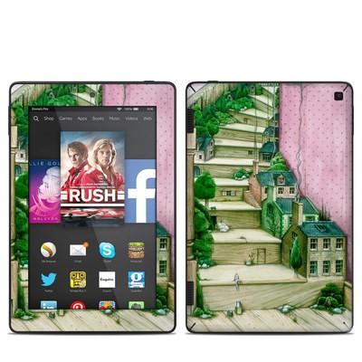 Amazon Kindle Fire HD 7in 2014 Skin - Living Stairs
