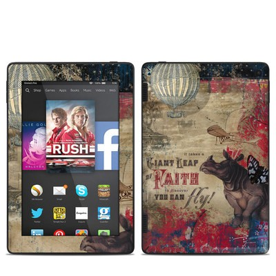 Amazon Kindle Fire HD 7in 2014 Skin - Leap Of Faith