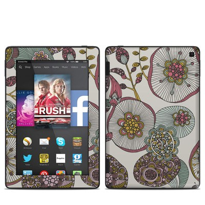 Amazon Kindle Fire HD 7in 2014 Skin - Lotus