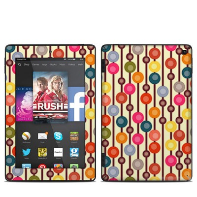 Amazon Kindle Fire HD 7in 2014 Skin - Mocha Chocca