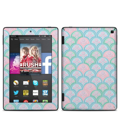Amazon Kindle Fire HD 7in 2014 Skin - Mermaid Gem