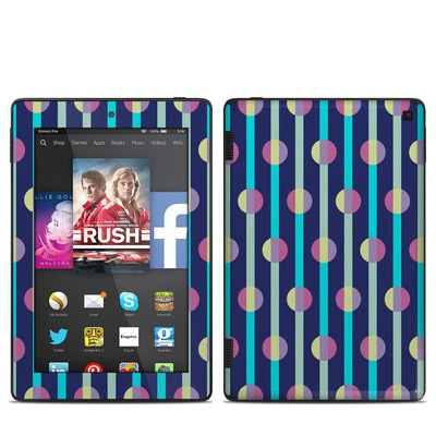 Amazon Kindle Fire HD 7in 2014 Skin - Mod Stripe