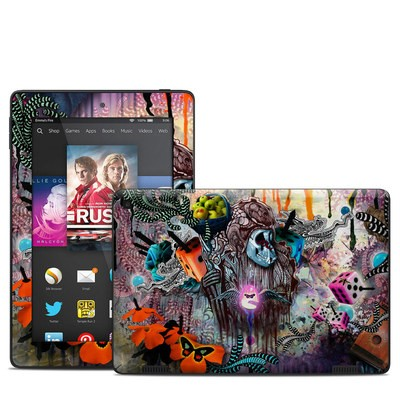 Amazon Kindle Fire HD 7in 2014 Skin - The Monk