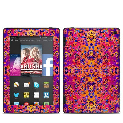 Amazon Kindle Fire HD 7in 2014 Skin - Moonlight Under the Sea