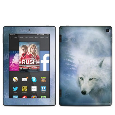 Amazon Kindle Fire HD 7in 2014 Skin - Moon Spirit