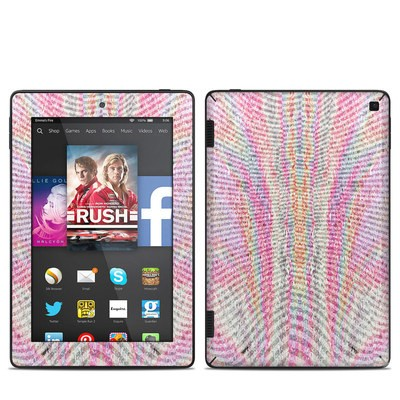 Amazon Kindle Fire HD 7in 2014 Skin - Nani