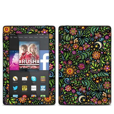 Amazon Kindle Fire HD 7in 2014 Skin - Nature Ditzy