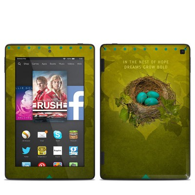 Amazon Kindle Fire HD 7in 2014 Skin - Nest of Hope