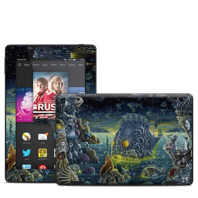 Amazon Kindle Fire HD 7in 2014 Skin - Night Trawlers