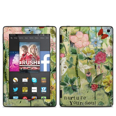 Amazon Kindle Fire HD 7in 2014 Skin - Nurture