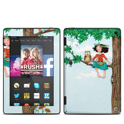 Amazon Kindle Fire HD 7in 2014 Skin - Never Alone