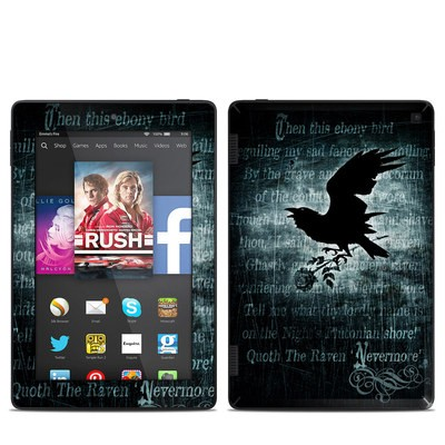Amazon Kindle Fire HD 7in 2014 Skin - Nevermore