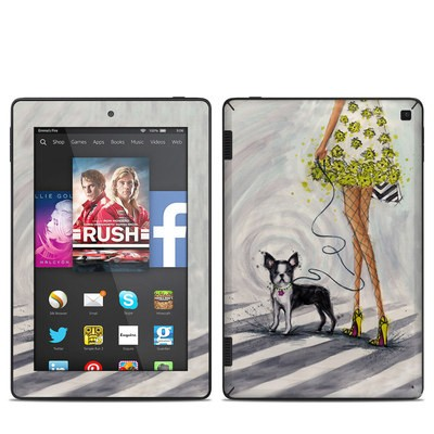 Amazon Kindle Fire HD 7in 2014 Skin - Hello New York