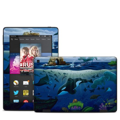 Amazon Kindle Fire HD 7in 2014 Skin - Oceans For Youth