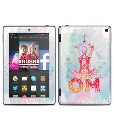 Amazon Kindle Fire HD 7in 2014 Skin - Om Spirit
