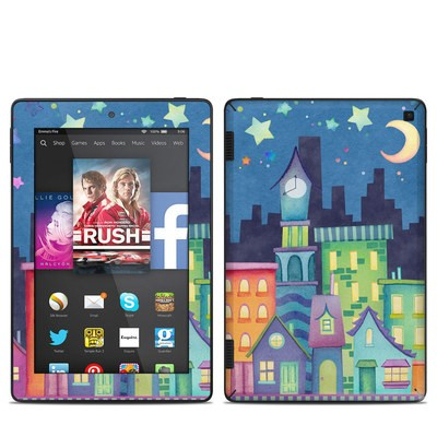 Amazon Kindle Fire HD 7in 2014 Skin - Our Town