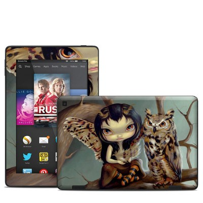Amazon Kindle Fire HD 7in 2014 Skin - Owlyn