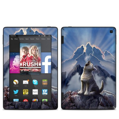 Amazon Kindle Fire HD 7in 2014 Skin - Leader of the Pack