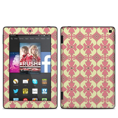 Amazon Kindle Fire HD 7in 2014 Skin - Parade of Elephants