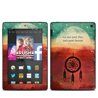 Amazon Kindle Fire HD 7in 2014 Skin - Part Fire