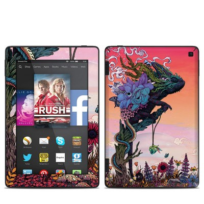 Amazon Kindle Fire HD 7in 2014 Skin - Phantasmagoria