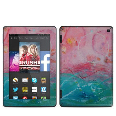 Amazon Kindle Fire HD 7in 2014 Skin - Pink Sky