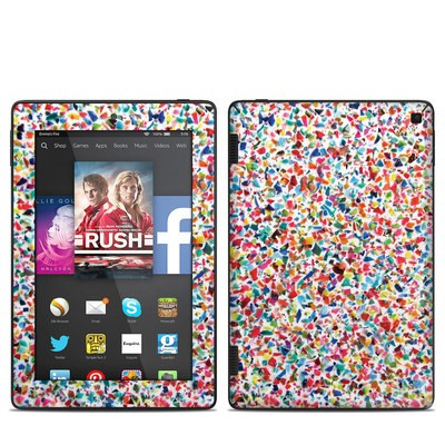 Amazon Kindle Fire HD 7in 2014 Skin - Plastic Playground