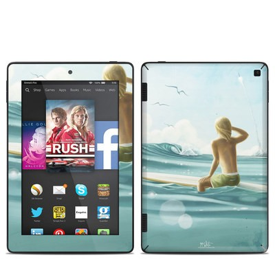 Amazon Kindle Fire HD 7in 2014 Skin - Playalinda