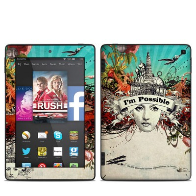 Amazon Kindle Fire HD 7in 2014 Skin - Possible