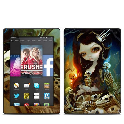 Amazon Kindle Fire HD 7in 2014 Skin - Princess of Bones