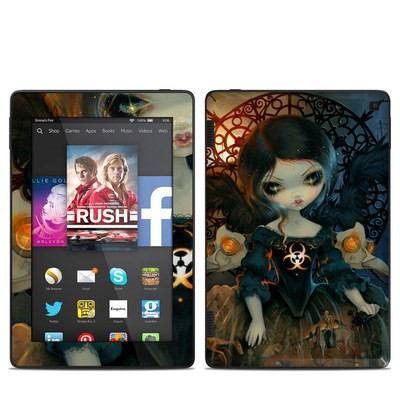 Amazon Kindle Fire HD 7in 2014 Skin - Pestilence