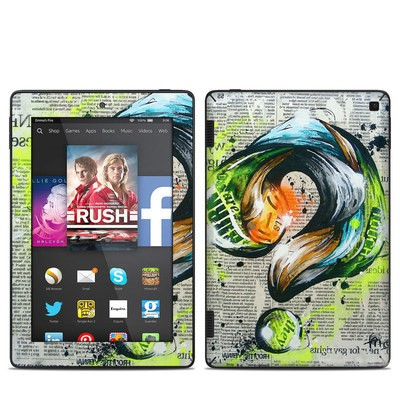 Amazon Kindle Fire HD 7in 2014 Skin - Question