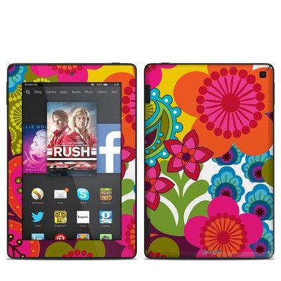 Amazon Kindle Fire HD 7in 2014 Skin - Raj