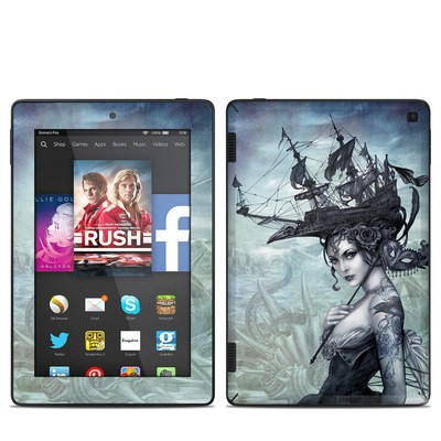 Amazon Kindle Fire HD 7in 2014 Skin - Raventide