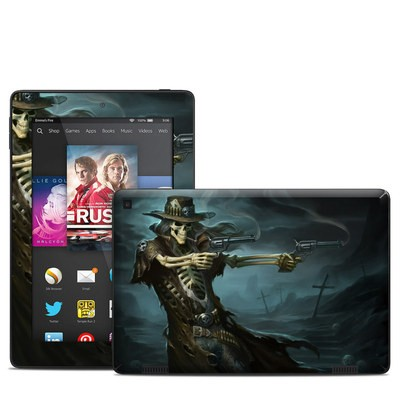 Amazon Kindle Fire HD 7in 2014 Skin - Reaper Gunslinger
