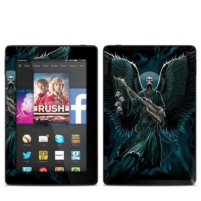 Amazon Kindle Fire HD 7in 2014 Skin - Reaper's Tune