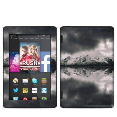 Amazon Kindle Fire HD 7in 2014 Skin - Reflecting Islands