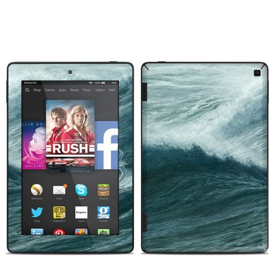 Amazon Kindle Fire HD 7in 2014 Skin - Riding the Wind