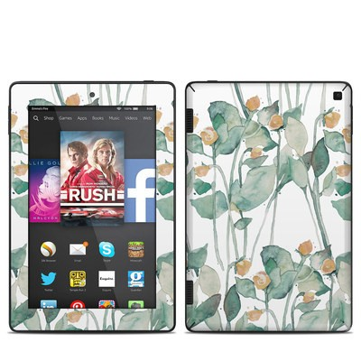 Amazon Kindle Fire HD 7in 2014 Skin - Sage