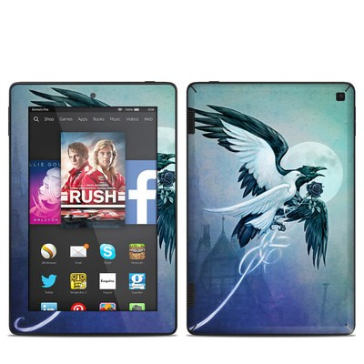 Amazon Kindle Fire HD 7in 2014 Skin - Saint Corvus
