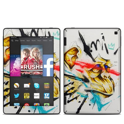 Amazon Kindle Fire HD 7in 2014 Skin - Saru