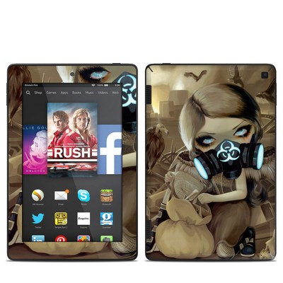Amazon Kindle Fire HD 7in 2014 Skin - Scavengers