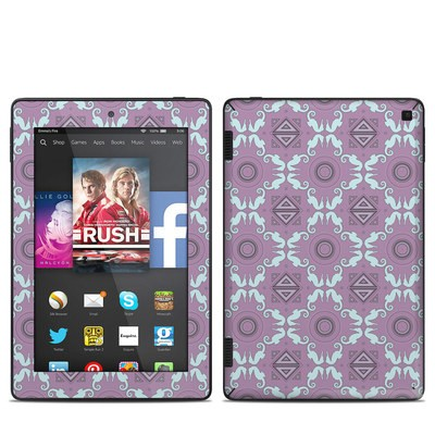 Amazon Kindle Fire HD 7in 2014 Skin - School of Seahorses