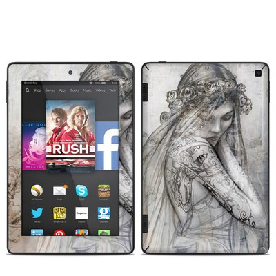 Amazon Kindle Fire HD 7in 2014 Skin - Scythe Bride