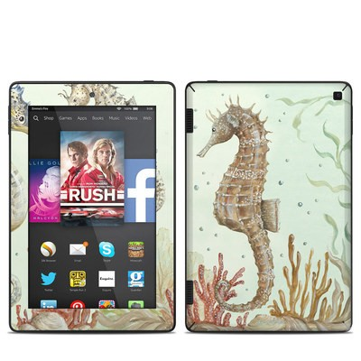 Amazon Kindle Fire HD 7in 2014 Skin - Seahorse Trio